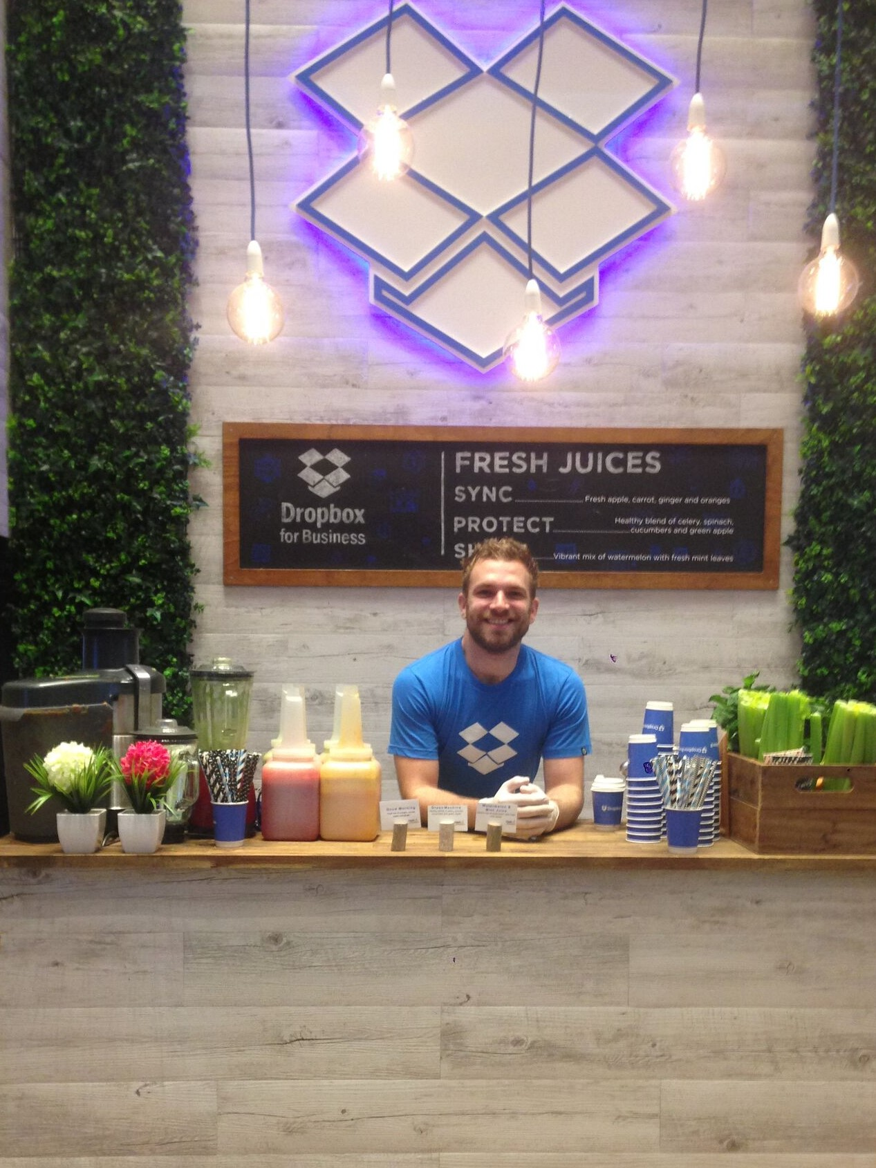 Juice Bar - Fresh Juice - Liquid Infusion