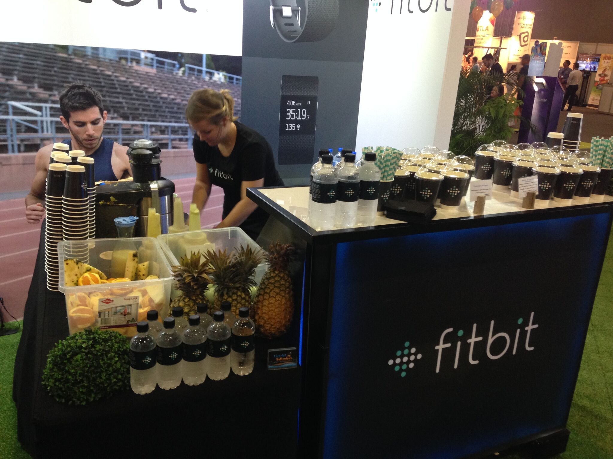 Fresh Juice and Smoothie Bar - Liquid Infusion - Conference